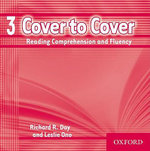 Cover to Cover 3 : Class Audio CDs (2) - Richard Day