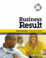 Business Result Intermediate : Teacher's Book Pack - HUGHES