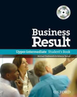 Business Result : Upper-Intermediate: Student's Book Pack - Michael Duckworth