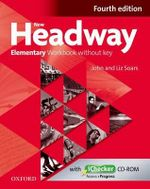 New Headway : Elementary: Workbook & iChecker without Key - OXFORD