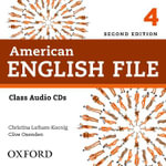 American English File : 4: Class CD
