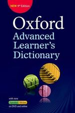 Oxford Advanced Learner's Dictionary - A S Hornby