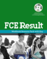 FCE Result : Workbook Resource Pack with Key - Paul A. Davies