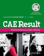 CAE Result : Workbook Resource Pack with Key - Paul A. Davies