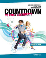 Countdown to First Certificate : Student's Book - Michael Duckworth