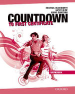 Countdown to First Certificate : Workbook without Key and Student's Audio CD Pack - Michael Duckworth