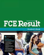 Revised Fce Result : Student's Book with Online Skills Practice Pack - Paul A. Davies