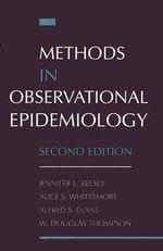 Methods in Observational Epidemiology - Jennifer L. Kelsey