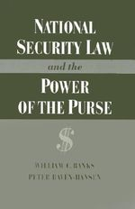 National Security Law and the Power of the Purse - BANKS