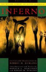 The Divine Comedy of Dante Alighieri : Inferno Volume 1 - Dante Alighieri