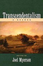 Transcendentalism : A Reader