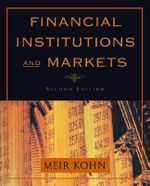 Financial Institutions and Markets - Meir Kohn