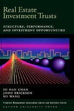 Real Estate Investment Trusts : Structure - Su Han Chan