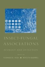 Insect-fungal Associations : Ecology and Evolution