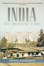 India : The Emerging Giant - Arvind Panagariya