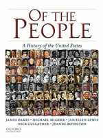 Of the People : A History of the United States - James Oakes