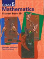 G5 Mathematics Student Book 5b Bkseller Ed : PNG Community Maths Program - Pat Lilburn