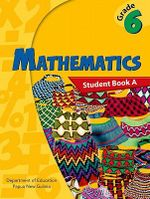 G6 Mathematics Student Book 6a Bookseller Edition - SULLIVAN