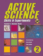 Active Science 2 - Teacher's Answer Book - Carol Andrews