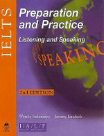IELTS Preparation and Practice : Listening and Speaking - Wendy Sahanaya