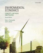 Environmental Economics : Concepts, Methods and Policies - Dodo Thampapillai