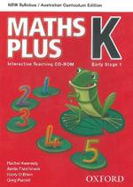 Maths Plus NSW Australian Curriculum Edition Interactive Teaching CD-Rom K : Maths Plus NSW Syllabus AC Edition - Harry O'Brien
