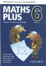Maths Plus NSW Australian Curriculum Edition Interactive Teaching CD-Rom 6 : Maths Plus NSW Syllabus/Australian Curriculum Edition - Harry O'Brien