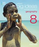 Oxford Big Ideas Geography 8  : Student Book + obook/assess - Australian Curriculum - Mark Easton