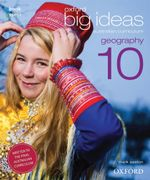 Oxford Big Ideas Geography 10  : Student Book + obook/assess - Australian Curriculum - Mark Easton