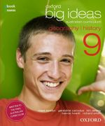 Oxford Big Ideas Geography/History 9 : Student Book + obook/assess - Australian Curriculum - Mark Easton