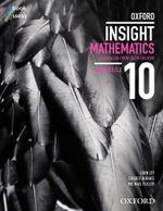 Oxford Insight Mathematics 10 5.1/5.2 AC for NSW Student Book + obook - John Ley