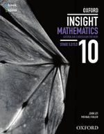 Oxford Insight Mathematics 10 5.2/5.3 AC for NSW Student Book + obook - John Ley