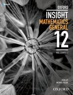 Oxford Insight Mathematics General 12 - (Pathway 2) Electronic Obook HSC Course 2 : Obook - Australian Curriculum (Maths) - John Ley