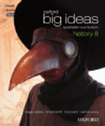 Oxford Big Ideas History 8 Australian Curriculum Student Book + Obk/as MULTI - Maggy Saldais