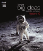 Oxford Big Ideas History 10 Australian Curriculum Stu Bk + Obook/assess MULTI - Geraldine Carrodus
