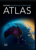 Oxford Australian Curriculum Atlas + Obook/Assess : 2nd Edition - Peter van Noorden