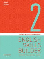 English Skills Builder 2 : Australian Curriculum Edition - Student Book + obook/assess - Mary Manning