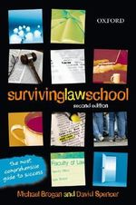 Surviving Law School - Michael Brogan