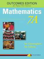 Mathematics for Papua New Guinea Grade 7 : Book 7a Outcomes Edition - Pat Lilburn