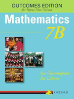 Mathematics for Papua New Guinea Grade 7 : Book 7b Outcomes Edition - Sue Gunningham