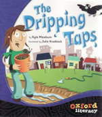 The Dripping Taps : OX-LIT - Kyle Mewburn