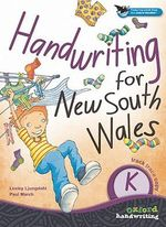 Oxford Handwriting NSW Kinder : Track, Trace, Copy - Lesley Ljungdahl
