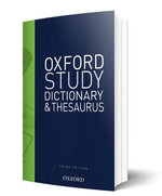 Oxford Study Dictionary and Thesaurus : Australian Dictionaries/Thesauruses/Reference