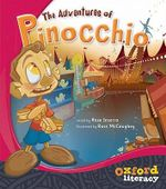 The Adventures of Pinocchio : OX-LIT - Rose Inserra