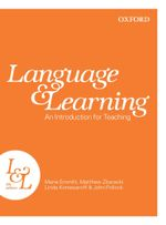 Language and Teaching : An Introduction to Teaching - Marie Emmitt