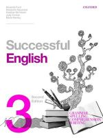 Successful English 3 :  Grammar, Spelling, Comprehension, Writing - ET AL FORD
