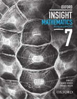 Oxford Insight Mathematics 7 Australian Curriculum Student Book - John Ley