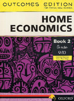 Outcomes Edition For PNG - Home Economics Book 2 for Grade 9 & 10 :  Grade 9 and 10 - Pamela Norman