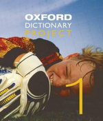 Oxford Dictionary Project 1 - OXFORD
