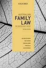 Australian Family Law : The Contemporary Context - Belinda Fehlberg